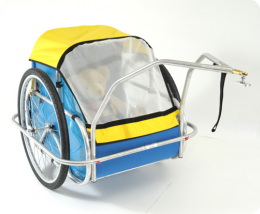 cycletote child carrier trailer